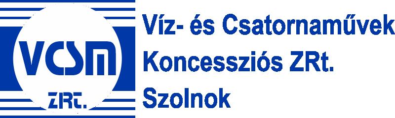 Víz- és Csatornaművek Koncessziós ZRt. Szolnok